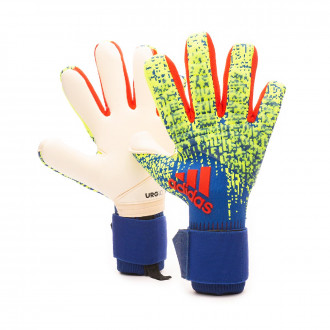 Guanti  adidas Predator Pro PC Solar yellow-Bold blue-Active red