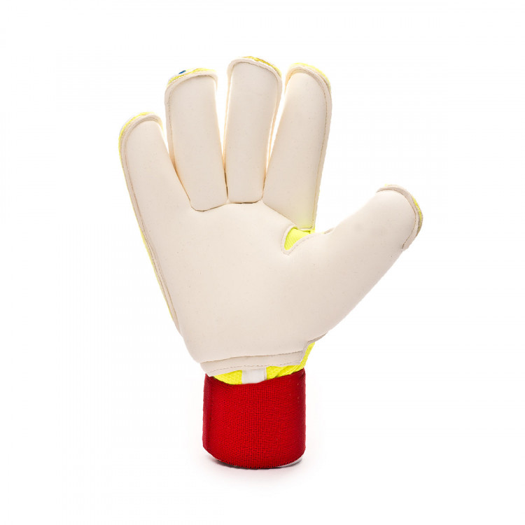 033d77944a9 Glove adidas Classic Pro GC Solar yellow-Active red-Football blue ...