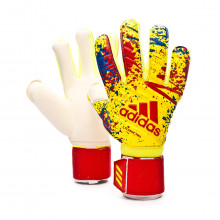 Guante Classic Pro Solar yellow-Active red-Football blue