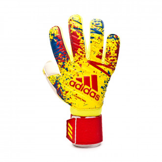 Gant  adidas Classic Pro Solar yellow-Active red-Football blue