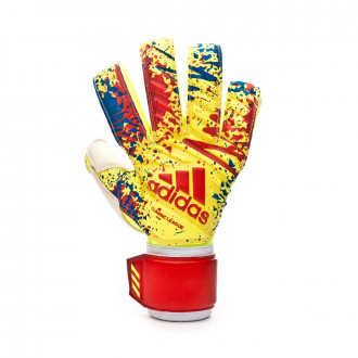 Gant  adidas Classic League Solar yellow-Active red-Football blue