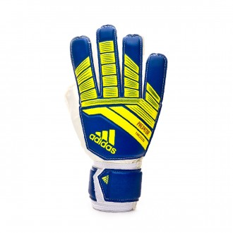 Guante  adidas Predator Training Solar yellow-Active red-Football blue