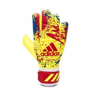 Gant  adidas Classic Training Solar yellow-Active red-Football blue