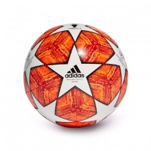 Balón Finale Madrid 19 Sala 5X5 White-Active red-Scarlet-Solar red