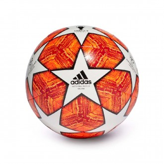 Bola de Futebol  adidas Finale Madrid 19 Sala 5X5 White-Active red-Scarlet-Solar red