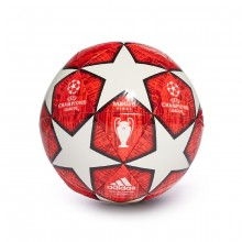 Balón Finale Capitano Off white-Power red-Solar red-Active red