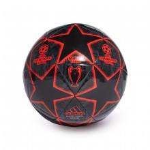 Balón Finale Capitano Black-Night grey-Active red