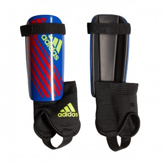 Shinpads  adidas X Niño Bold blue-Active red-Solar yellow