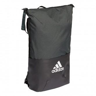 Mochila  adidas ZNE Core Black-Legend ivy-White