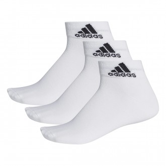 Calcetines  adidas Performance Ankle Thin White