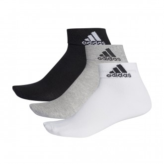 Socks  adidas Performance Ankle Thin Black-Grey-White