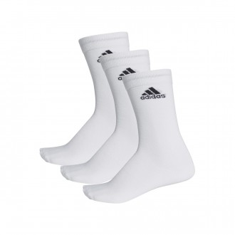 Socks  adidas Performance Crew Thin White
