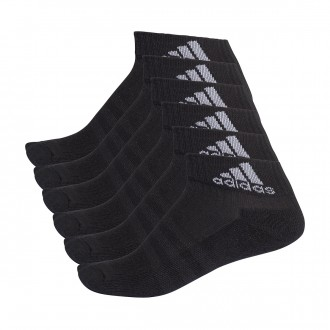 Socks  adidas 3S Performance Ankle Half C. Black