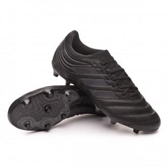Chuteira  adidas Copa 19.3 FG Core black-Grey six