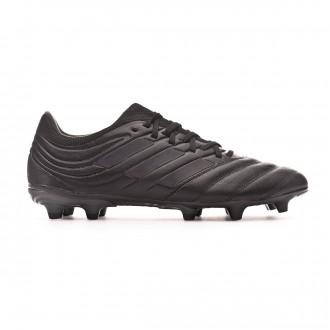 Chaussure de foot  adidas Copa 19.3 FG Core black-Grey six