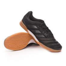 Zapatilla Copa Tango 19.3 IN Sala Core black-Grey six