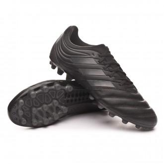 Chuteira  adidas Copa 19.3 AG Core black-Grey six
