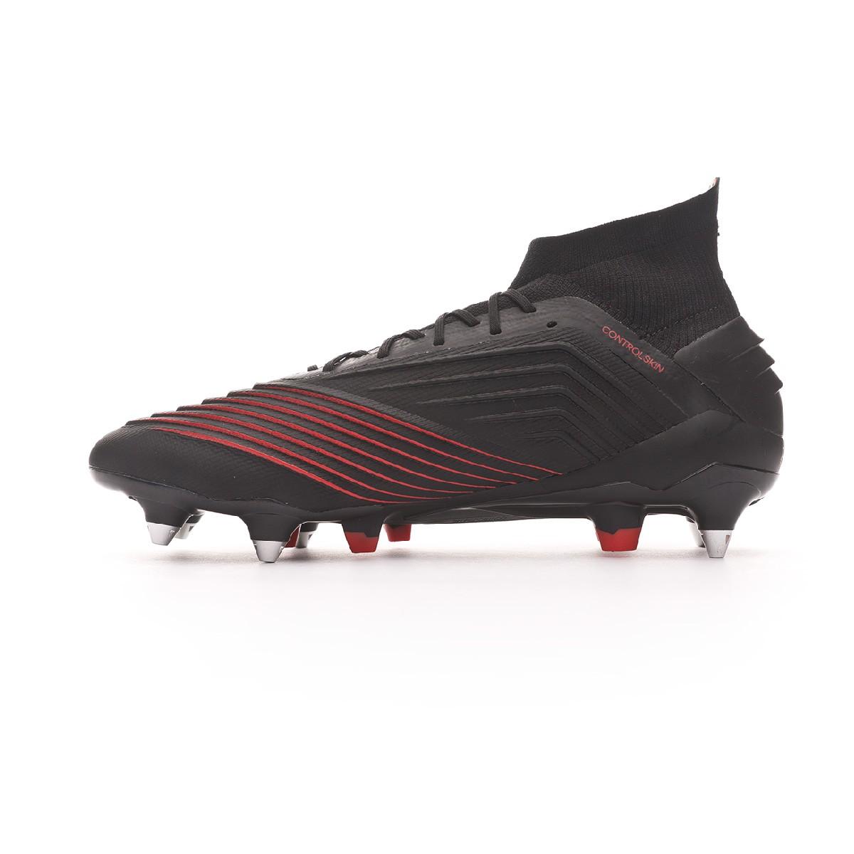 19 Zapatos Active Predator Black Fútbol Core Sg Adidas De Red 1 NnkPw08OX
