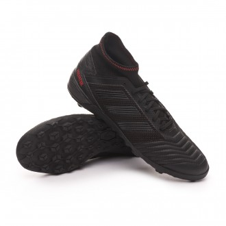 Zapatilla  adidas Predator 19.3 Turf Core black-Active red