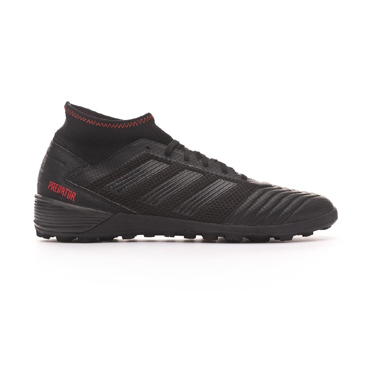 c4fb7d2e7653 Football Boot adidas Predator Tango 19.3 Turf Core black-Active red -  Tienda de fútbol Fútbol Emotion