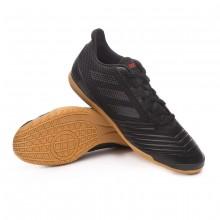 Futsal Boot Predator Tango 19.4 IN Sala Core black-Active red