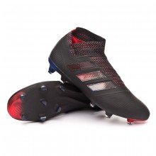 Bota Nemeziz 18+ FG Core black-Football blue