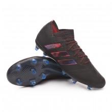 Bota Nemeziz 18.1 FG Core black-Football blue