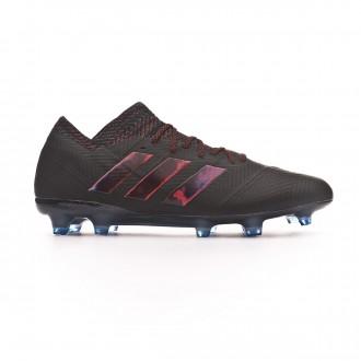 Bota  adidas Nemeziz 18.1 FG Core black-Football blue