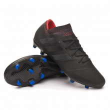 Bota Nemeziz 18.2 FG Core black-Football blue