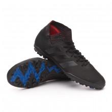 Zapatilla Nemeziz 18.3 Turf Core black-Football blue