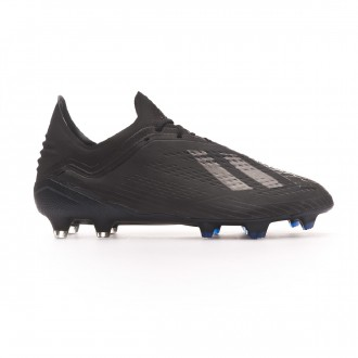 Football Boots  adidas X 18.1 FG Core black-Bold blue