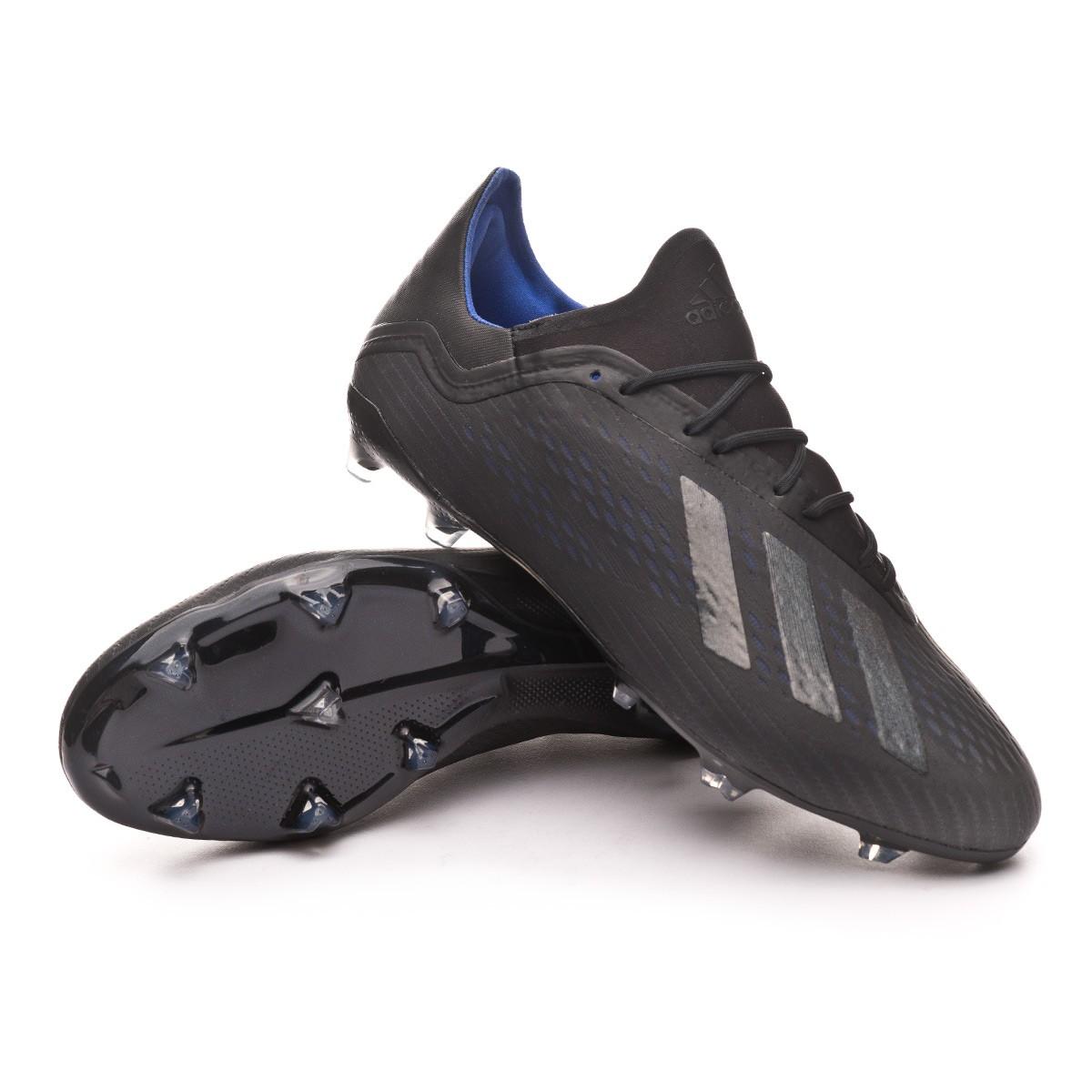 18 Adidas Blue Core Fg Bold Black 2 X Chaussure De Boutique Foot nwO80PXk