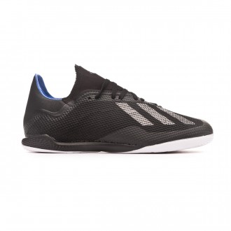 Futsal Boot  adidas X Tango 18.3 IN Core black-Bold blue