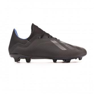 Bota  adidas X 18.3 FG Core black-Bold blue