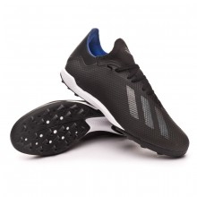 Football Boot X Tango 18.3 Turf Core black-Bold blue