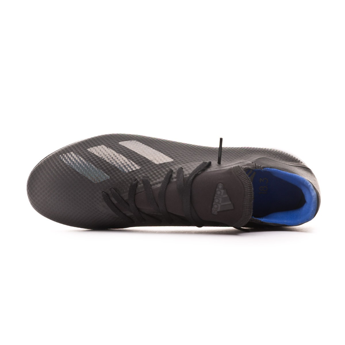pretty nice c7cc8 48754 Zapatilla X Tango 18.3 Turf Core black-Bold blue