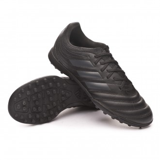 Zapatilla  adidas Copa 19.3 Turf Niño Core black-Grey six