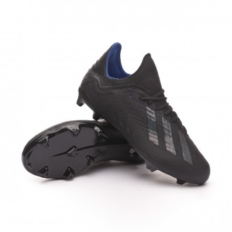 Boot  adidas Kids X 18.1 FG Core black-Bold blue