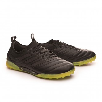 Zapatilla  adidas Copa 19.1 Turf Core black-Solar yellow