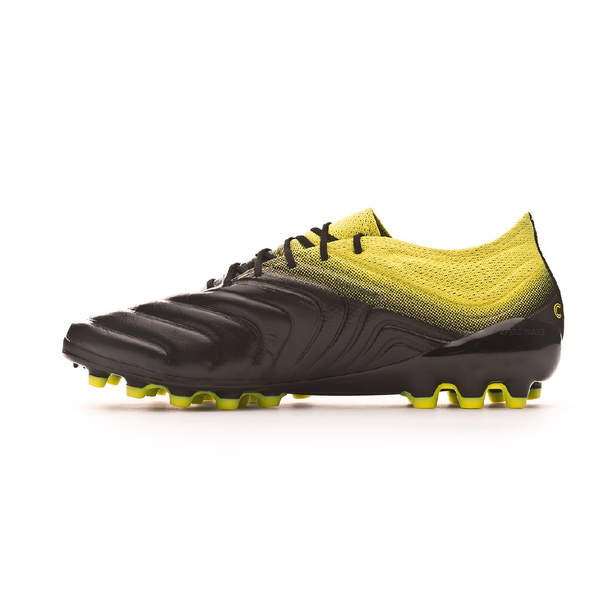 finest selection 31b50 c96e4 Boot adidas Copa 19.1 AG Core black-Solar yellow-Core black - Football  store Fútbol Emotion