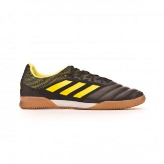 Sapatilha de Futsal adidas Copa Tango 19.3 IN Sala Core black-Solar yellow-Gum