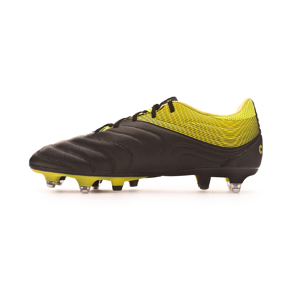 257c475d6 Football Boots adidas Copa 19.3 SG Core black-Solar yellow-Core black -  Football store Fútbol Emotion