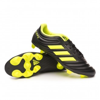 finest selection 9715e 330e7 Bota adidas Copa 19.4 FG Core black-Solar yellow-Core black