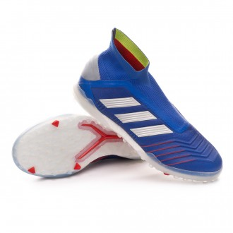 Zapatilla  adidas Predator Tango 19+ Turf Bold blue-Silver metallic-Football blue