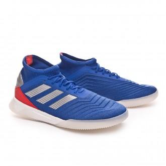 Sapatilha  adidas Predator 19.1 TR Bold blue-White-Active red