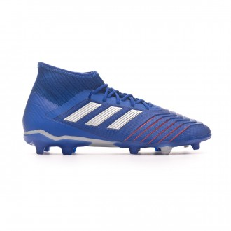 Bota  adidas Predator 19.2 FG Bold blue-Silver metallic-Football blue