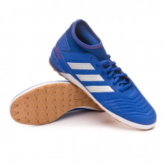 Zapatilla  adidas Predator Tango 19.3 IN Bold blue-Silver metallic-Active red