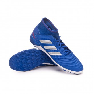 Zapatilla  adidas Predator Tango 19.3 Turf Bold blue-Silver metallic-Active red