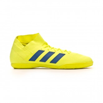 Zapatilla adidas Nemeziz Tango 18.3 IN Solar yellow-Football blue-Active red