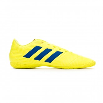 Futsal Boot  adidas Nemeziz Tango 18.4 IN Solar yellow-Football blue-Active red